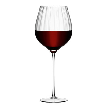 Aurelia Red Wine Glasses - Set of 4