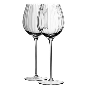 Aurelia White Wine Glasses - Set of 4