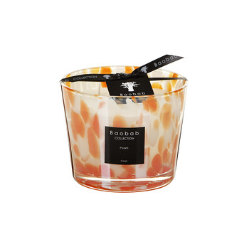 Pearls Scented Candle - Coral Pearls
