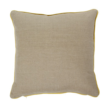 Piper Cushion - 45x45cm - Linen