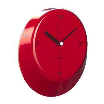 Glamour Clock - Red