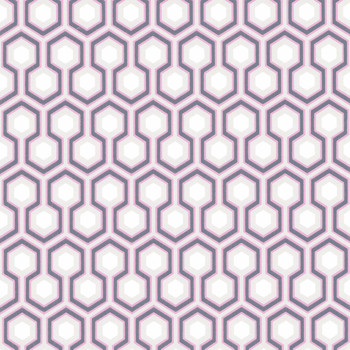 Hicks' Hexagon Wallpaper - 66/8053