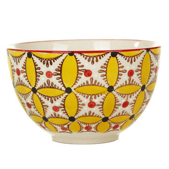 Colour Hippy Bowls - Set of 4