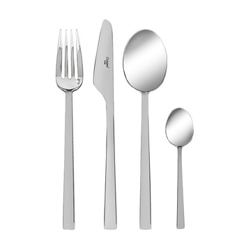 Rondo 24 Piece Cutlery Set - Stainless Steel