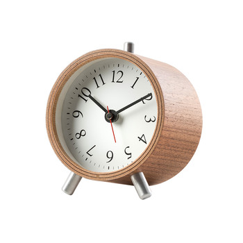 Normal Alarm Clock - Walnut