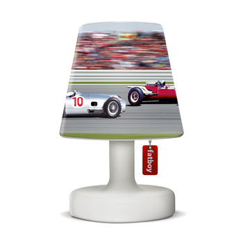 Cooper Cappie Lamp Shade - Car Race