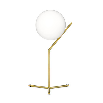 IC T1 High Table Lamp - Brass