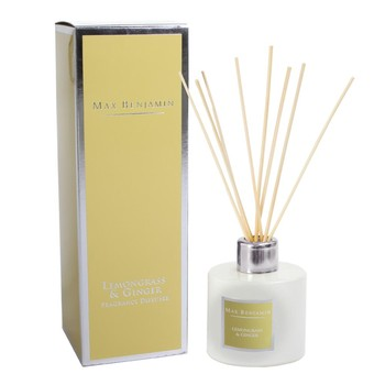 Reed Diffuser - Lemongrass & Ginger - 150ml