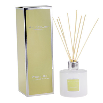 Reed Diffuser - White Lilies  - 150ml