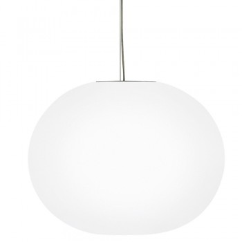 Glo-Ball Ceiling Light - White