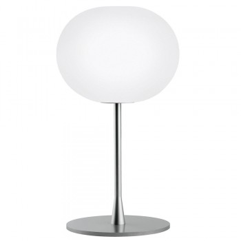 Glo-Ball T Table Lamp - White