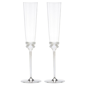 Grace Avenue Toasting Flutes - Set of 2