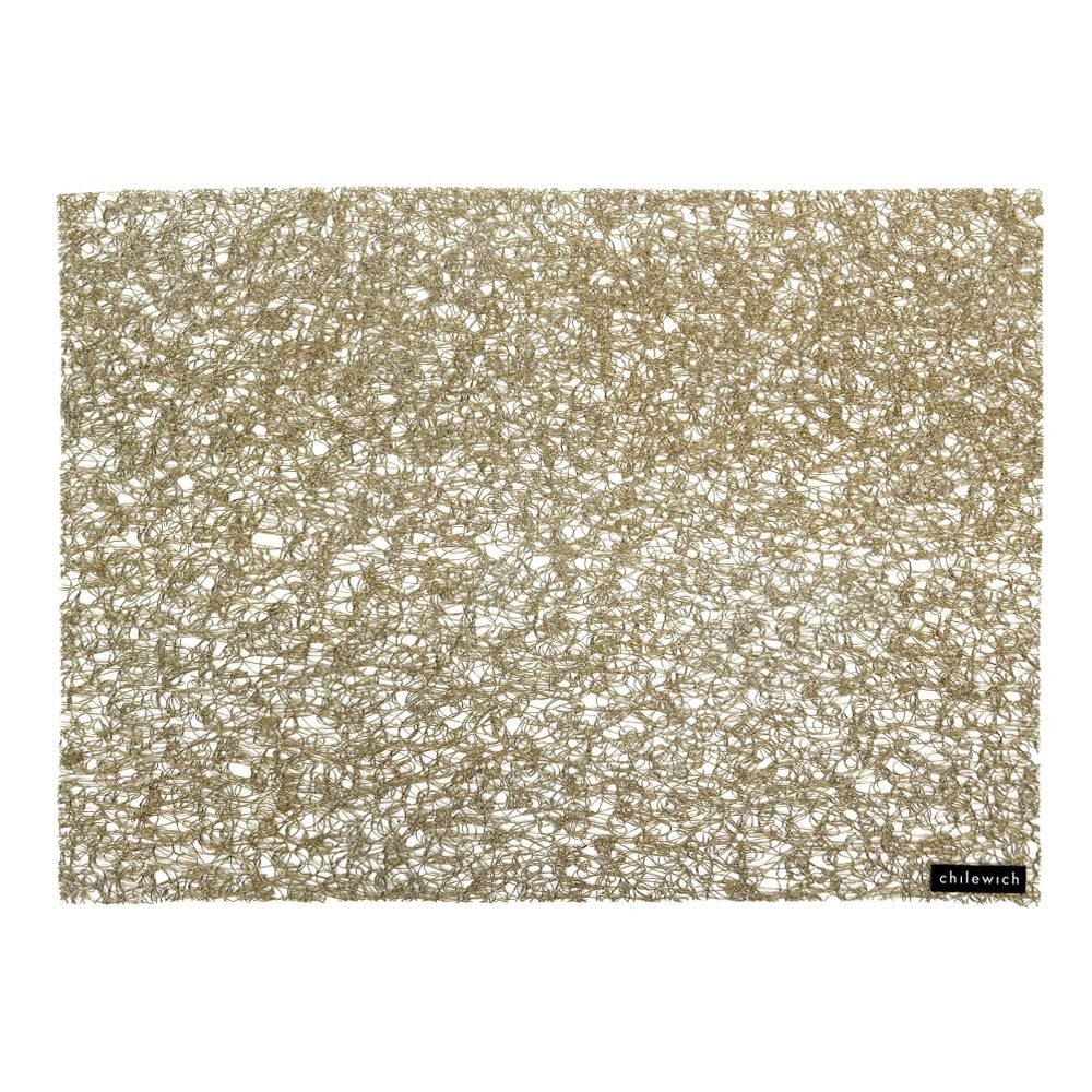 Buy Chilewich Metallic Lace Rectangle Placemat Amara