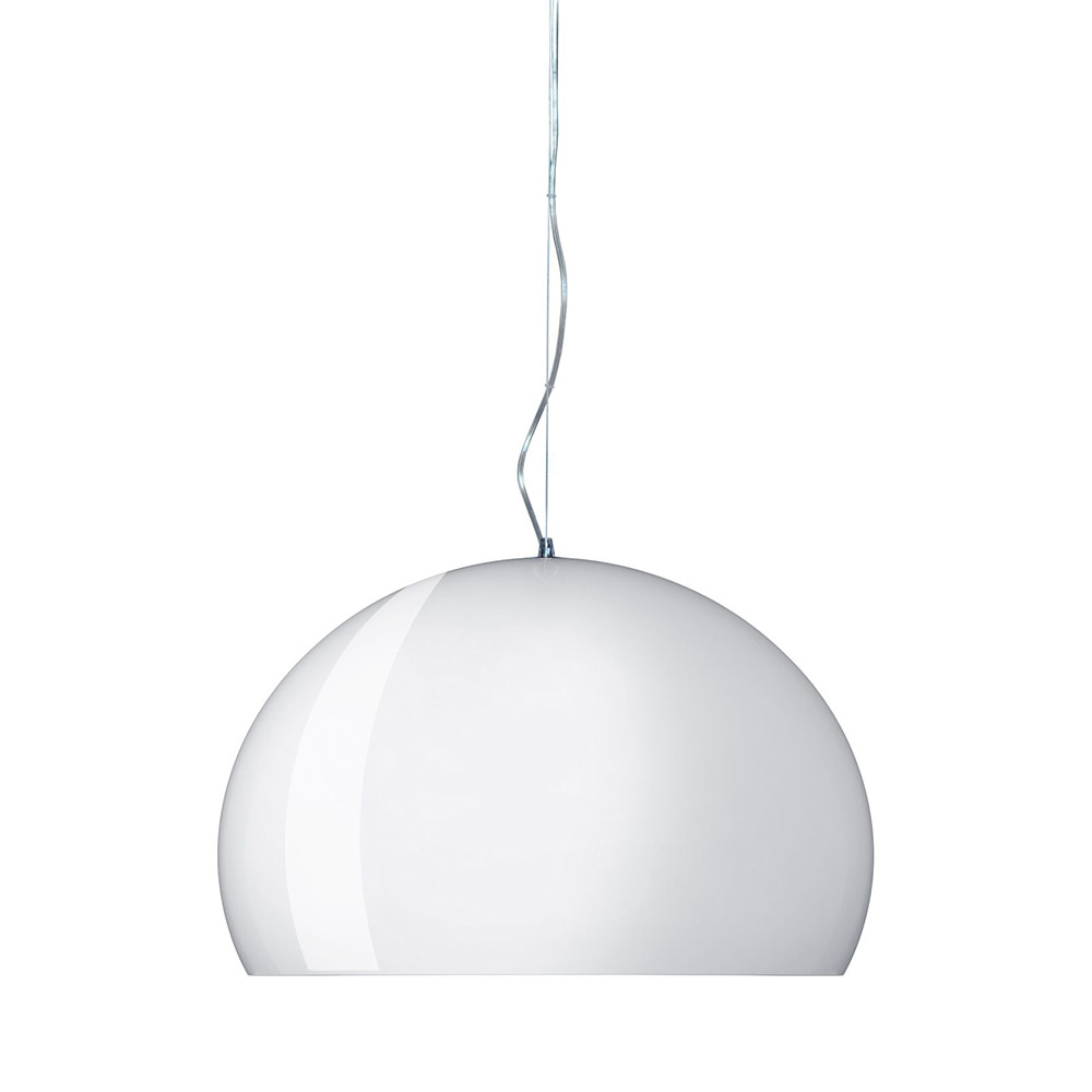 Kartell - FL/Y Ceiling Light - White