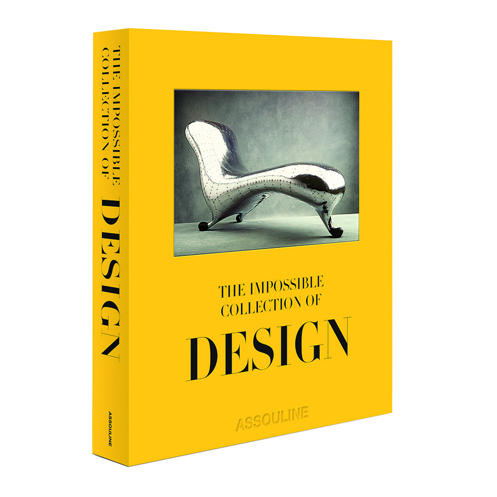 Assouline - Impossible Collection of Design Book