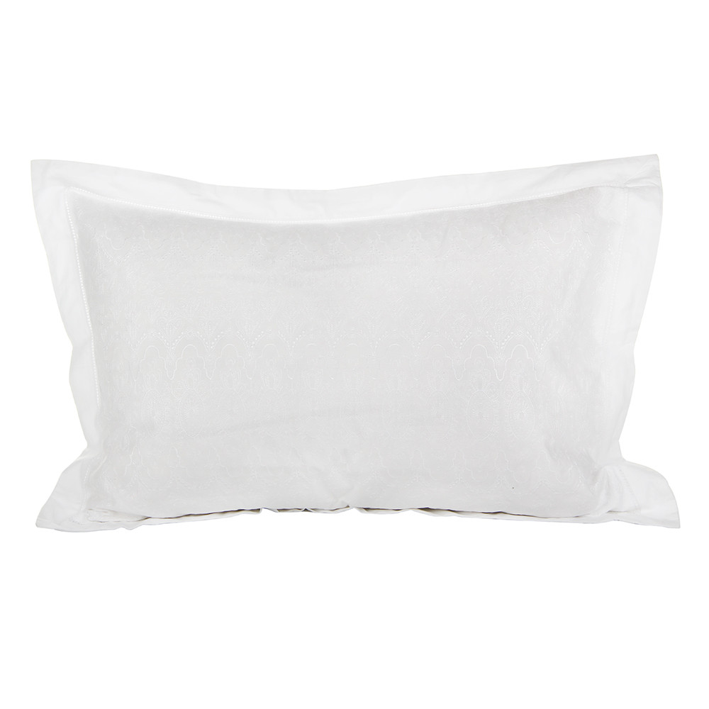 Christy  Chantilly Pillowcases  Set of 2  Oxford
