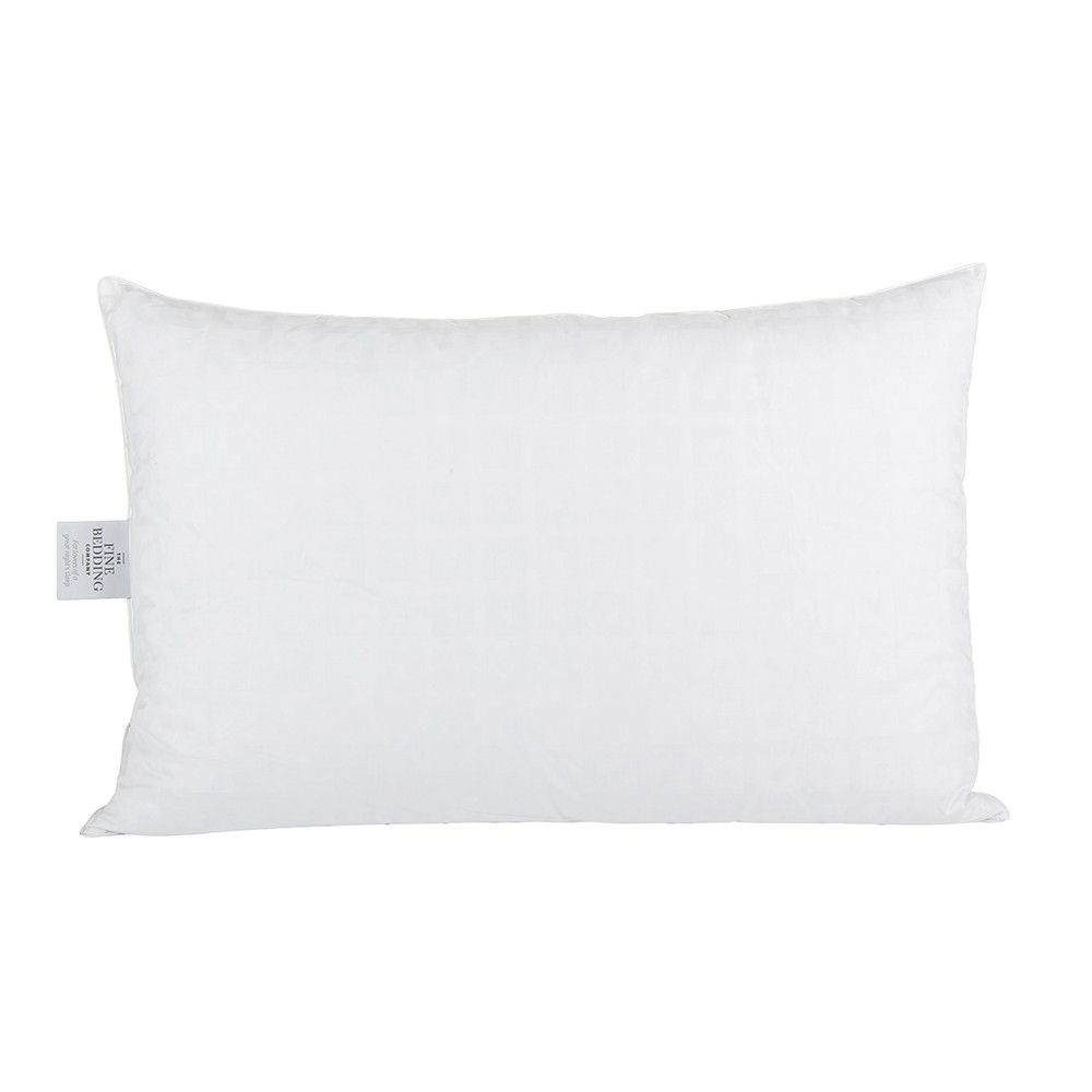 The Fine Bedding Company  Platinum European Goose Down Pillow