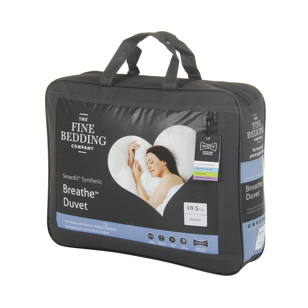The Fine Bedding Company - Breathe Duvet - 10.5 tog - Super King