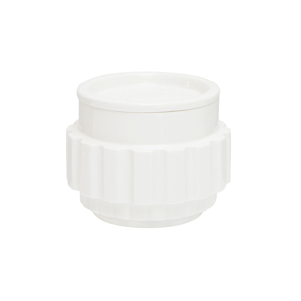 Diesel Living with Seletti - Machine Collection - Porcelain Jar - Small