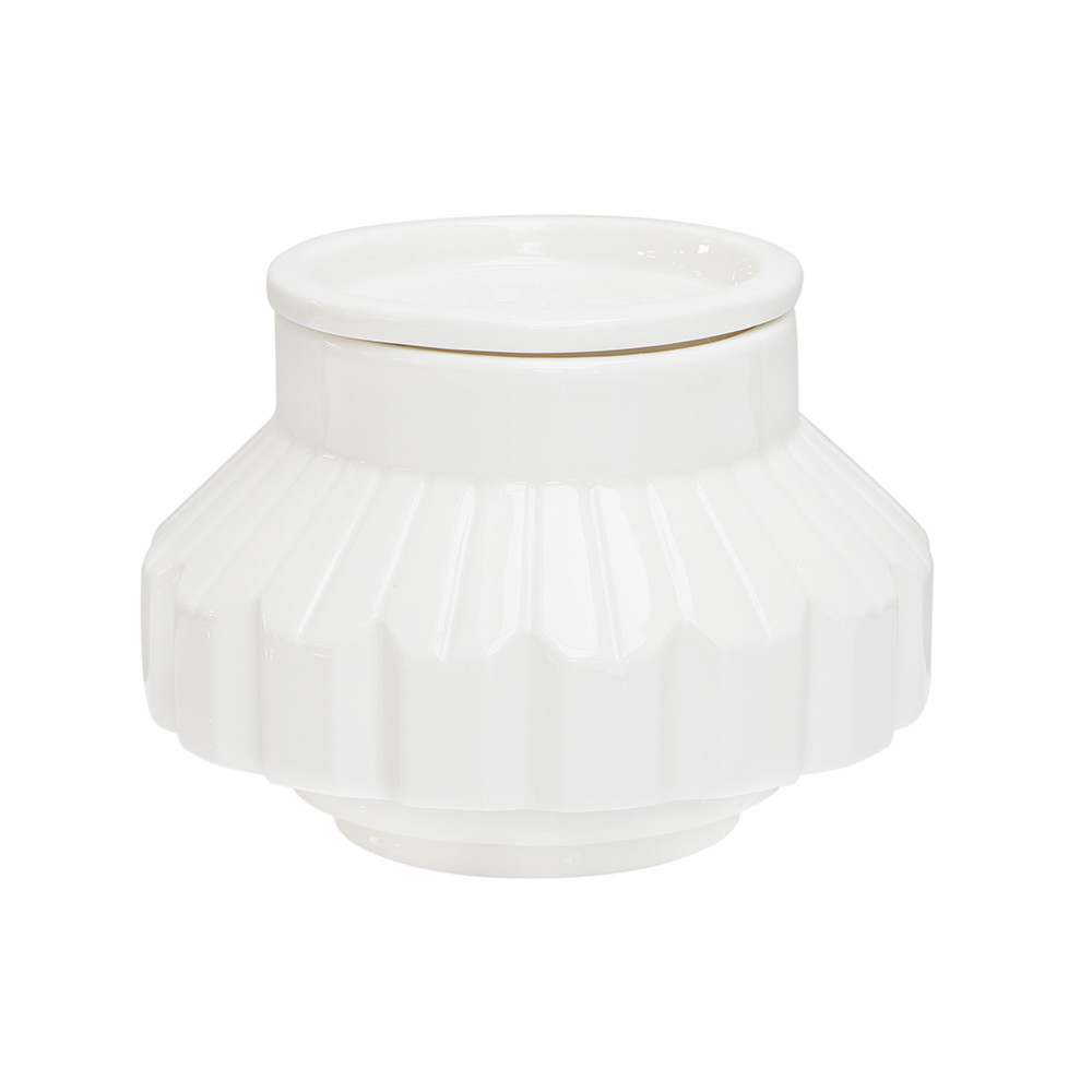 Diesel Living with Seletti - Machine Collection - Porcelain Jar - Medium