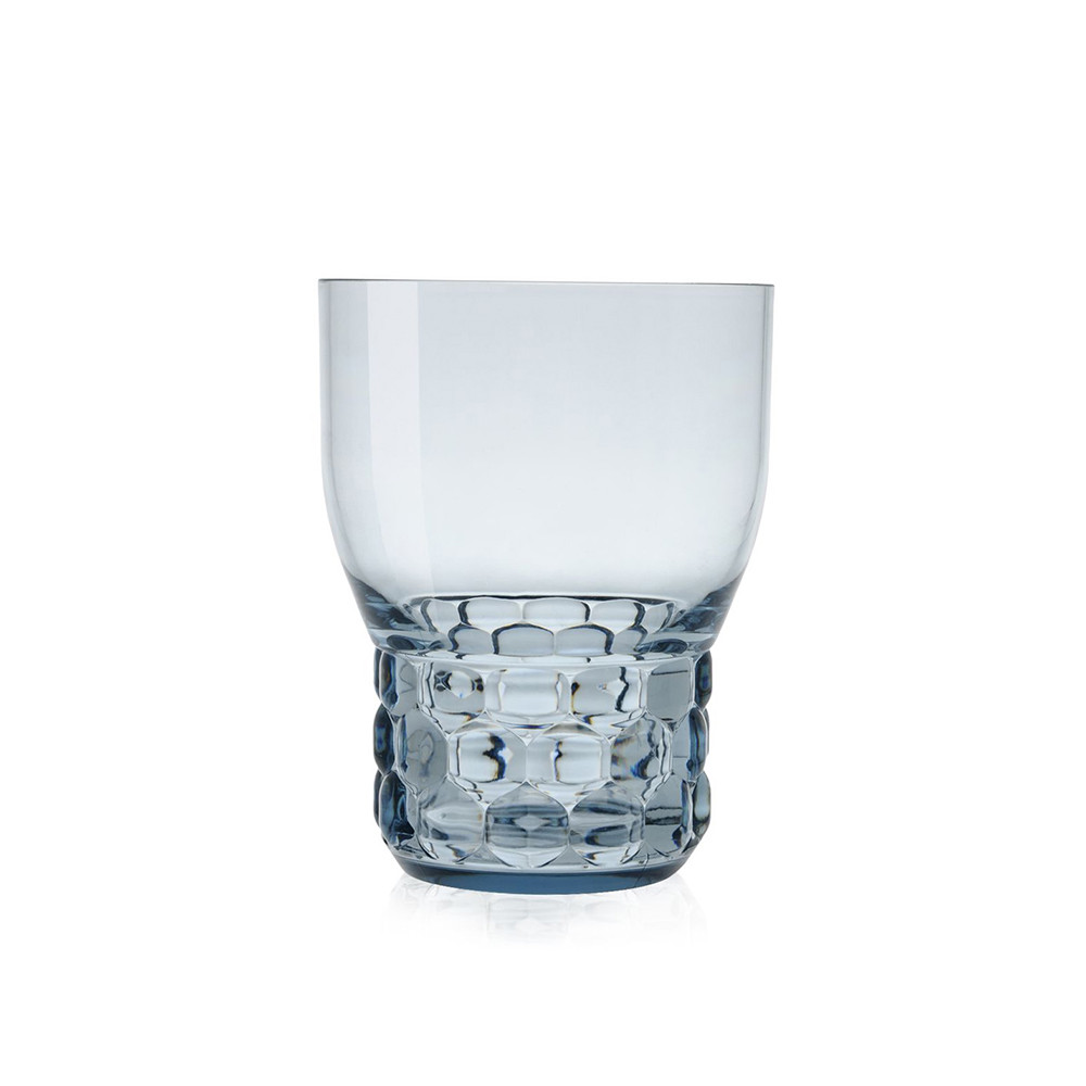 Kartell - Jellies Family - Wine - Light Blue