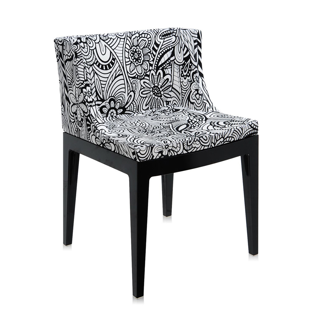 Missoni Home Dining Chair Miss: Buy Kartell Mademoiselle 'a La Mode' Black Chair