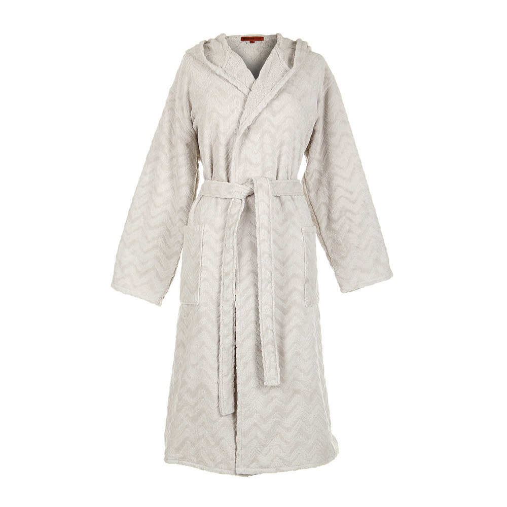 Bathrobe: Buy Missoni Home Rex Hooded Bathrobe - 21