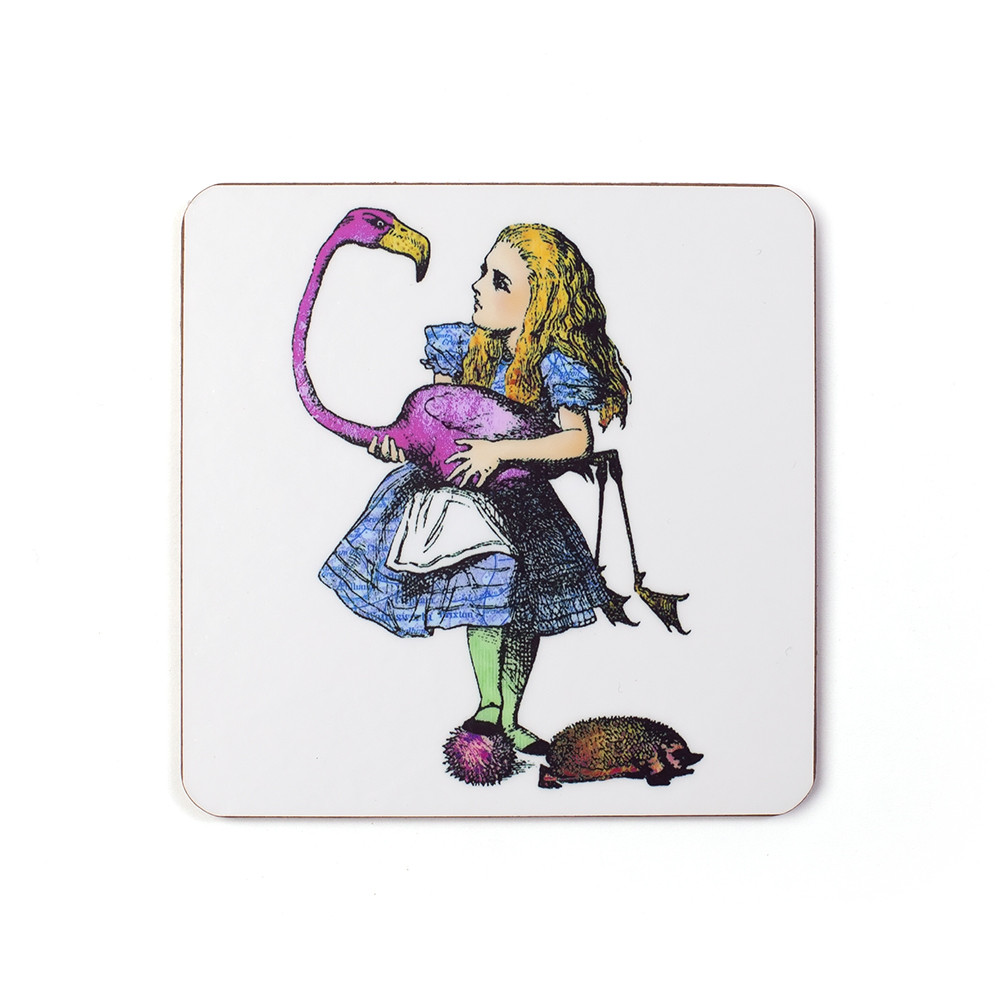 Mrs Moore's Vintage Store - Alice Coaster