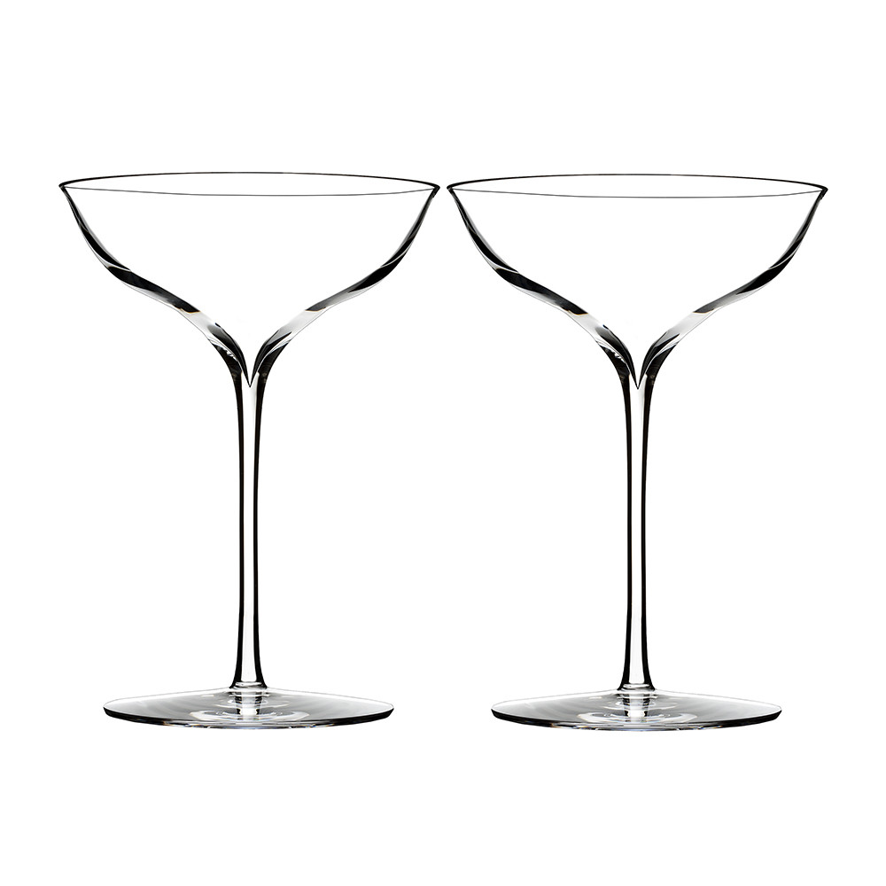Waterford - Elegance Champagne Belle Coupe - Set of 2