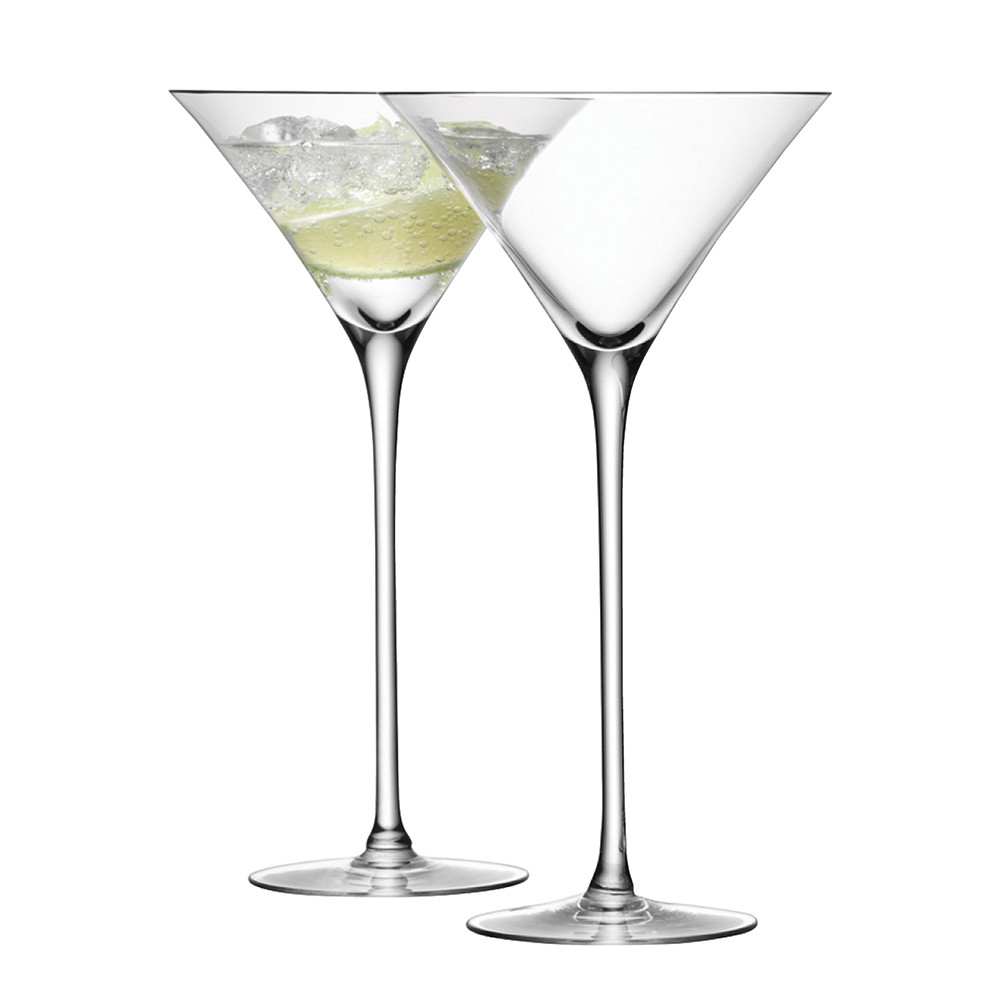 LSA International - Bar Cocktail Glasses - Set of 2
