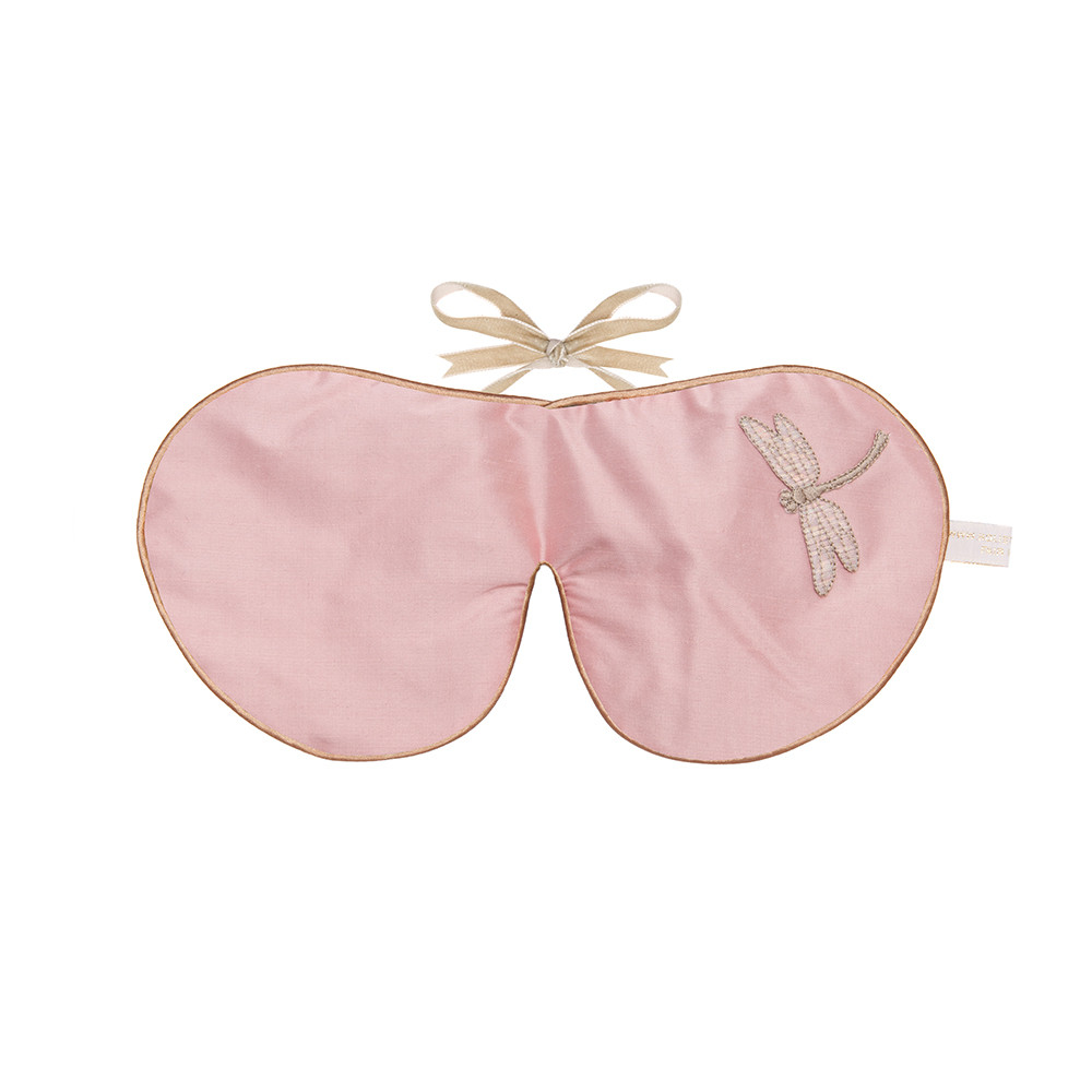 Holistic Silk - Lavender Eye Mask - Rose