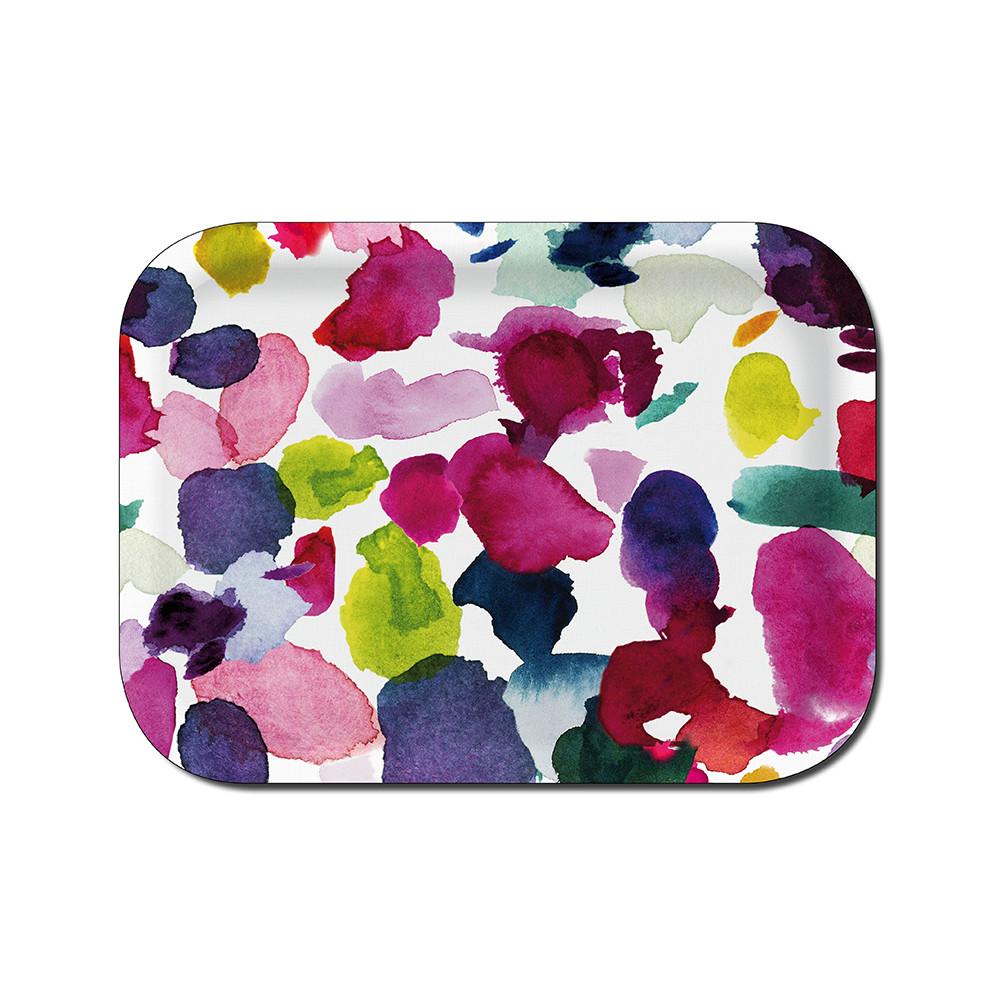 Bluebellgray - Abstract Tray - 27x20cm