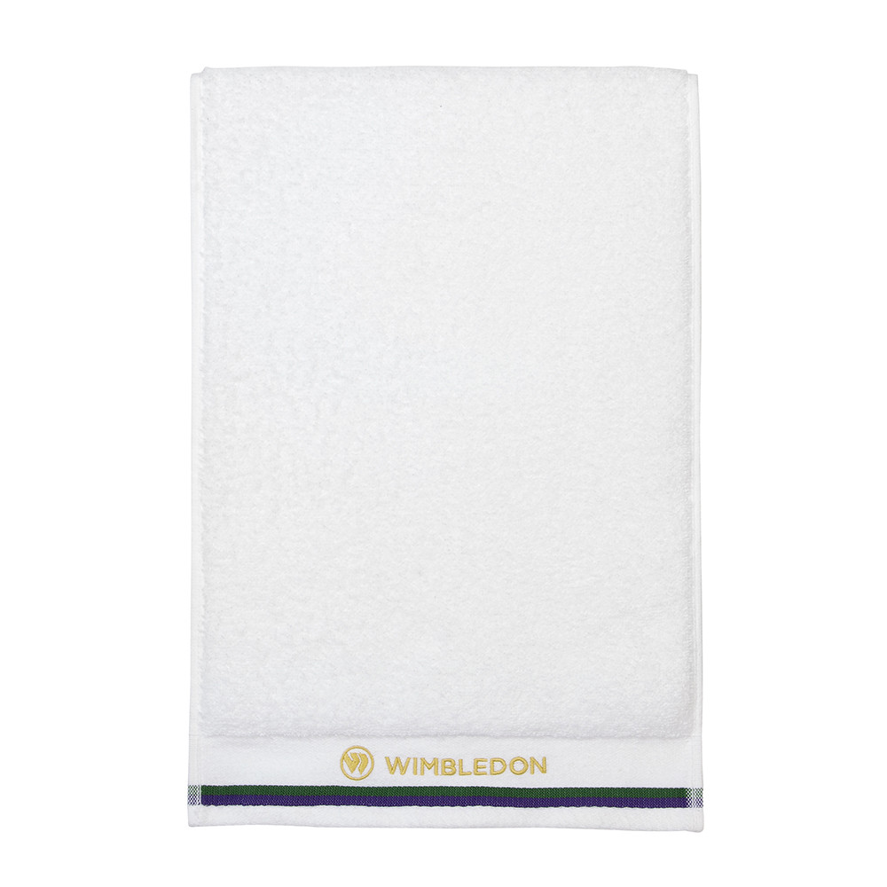 Buy the championships wimbledon wimbledon sports towel for How to get towels white