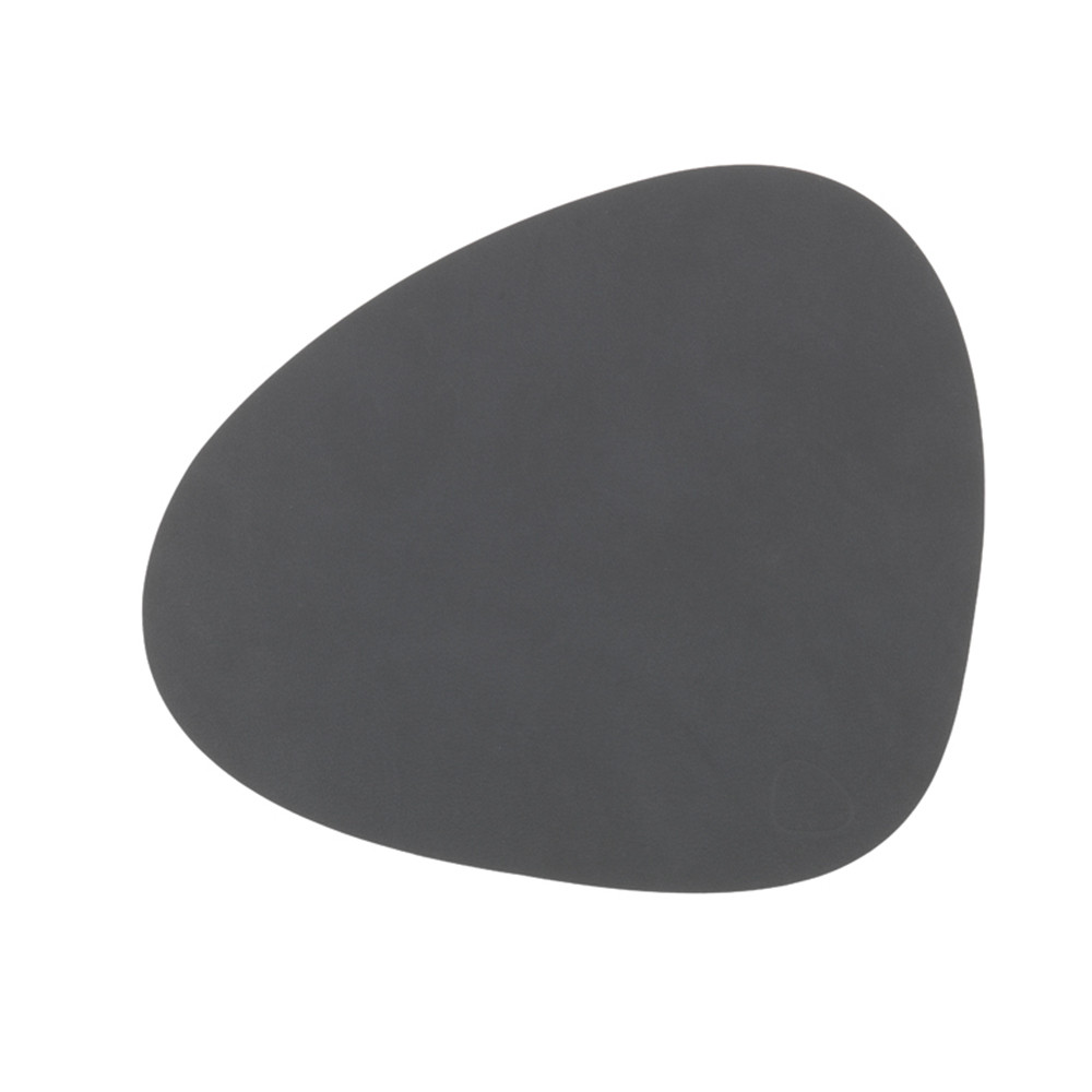 LIND DNA - Curve Table Mat - Anthracite - Small