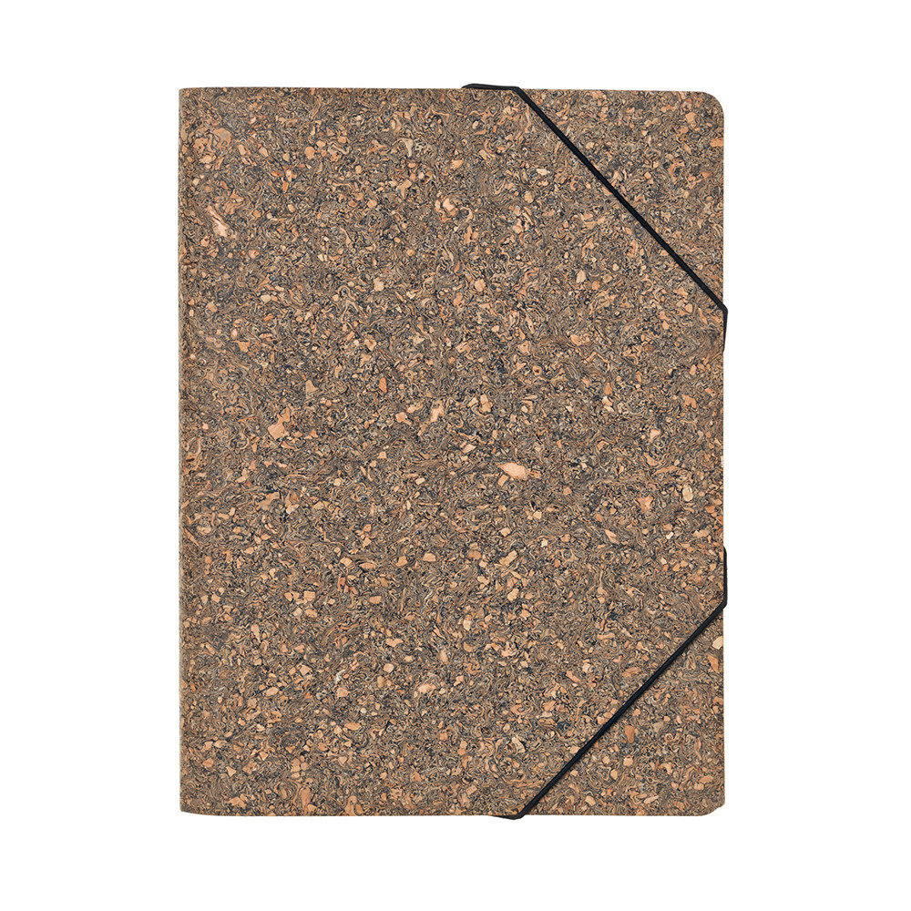 Nomess Copenhagen - Cork Folder A4 - Root