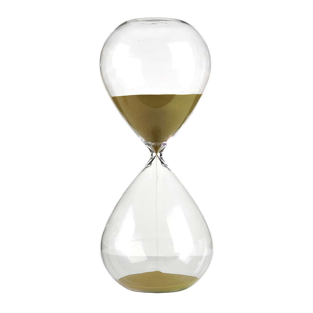 Pols Potten - Hourglass Ball - Gold - 2 Hours - Large