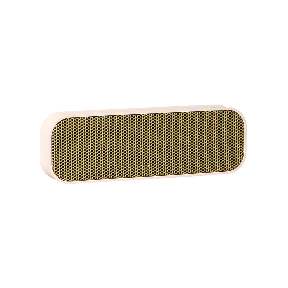 KREAFUNK - aGroove Bluetooth Speaker - Dusty Pink