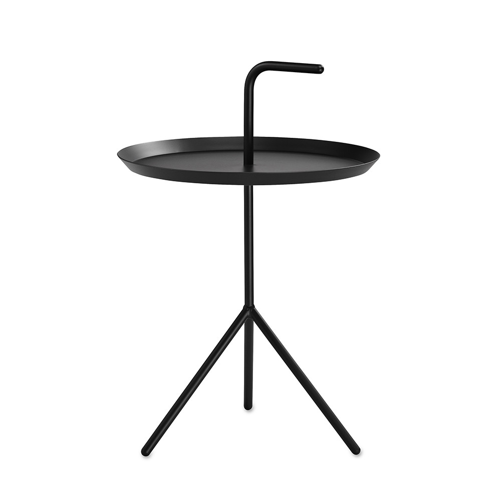 HAY - DLM Side Table - XL - Black