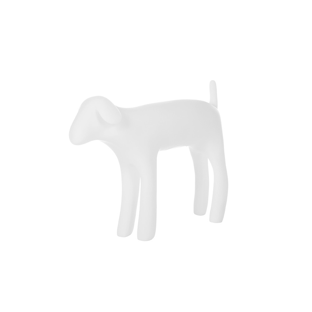 Tina Frey Designs - Woofy Ornament - White
