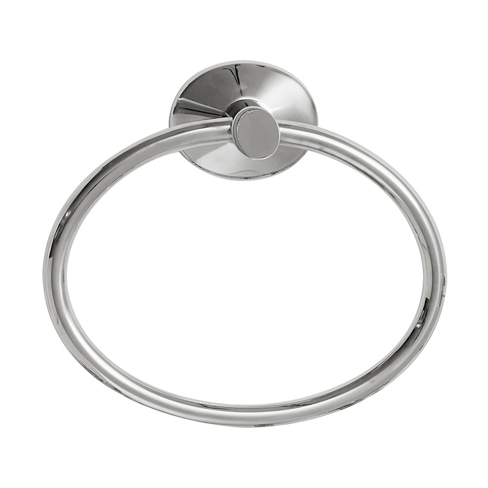 Buy Robert Welch Oblique Towel Ring | Amara