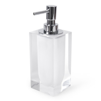 Hollywood Soap Dispenser - White
