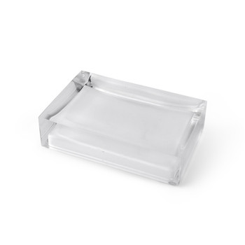 Hollywood Soap Dish - White