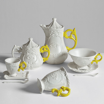 I-Wares Porcelain Teapot - Yellow