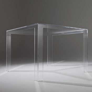 Invisible Table - Crystal