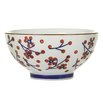 Japanese Dot Bowls - Set of 4