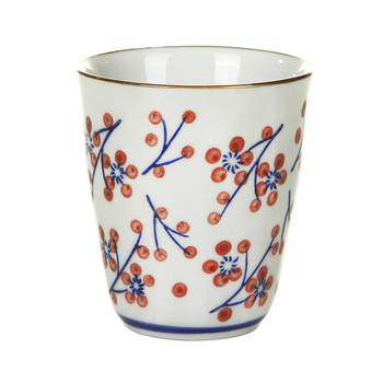 Japanese Dot Cups - Set of 4