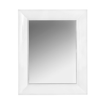 Francois Ghost Mirror - White