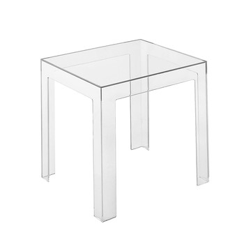 Kartell - Table d'Appoint Jolly - Cristal