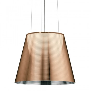 KTribe Bronze Ceiling Light