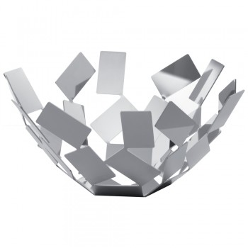 La Stanza Fruit Bowl - Stainless Steel